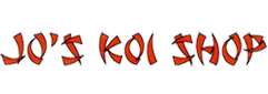 Logo jo's koi shop